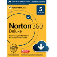 Norton 360 Deluxe 5 Device