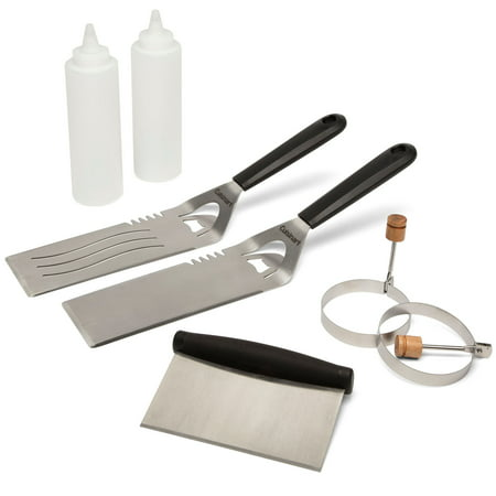 Cuisinart Grill Cooking Utensil Set - Silver