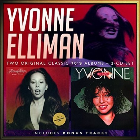 Night Flight / Yvonne (CD) (Flight Zone Cd)