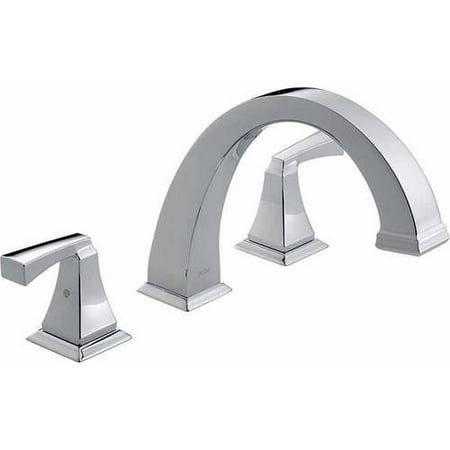 Delta Dryden Roman Tub Trim, Chrome