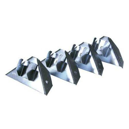 Sierra Tools Set of 4 Curtain Rod Holders