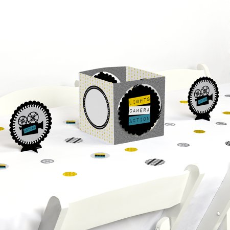 Movie - Hollywood Party Centerpiece & Table Decoration Kit