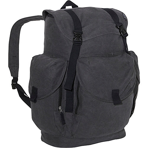 Everest Large Cotton Canvas Backpack