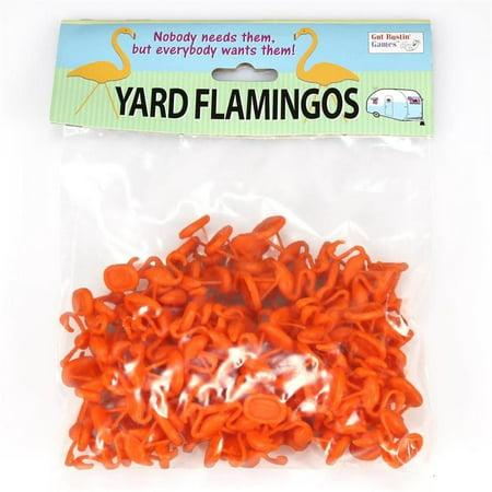 Trailer Park Wars: Orange Flamingos Board Game Gut Bustin' Games GUT1010