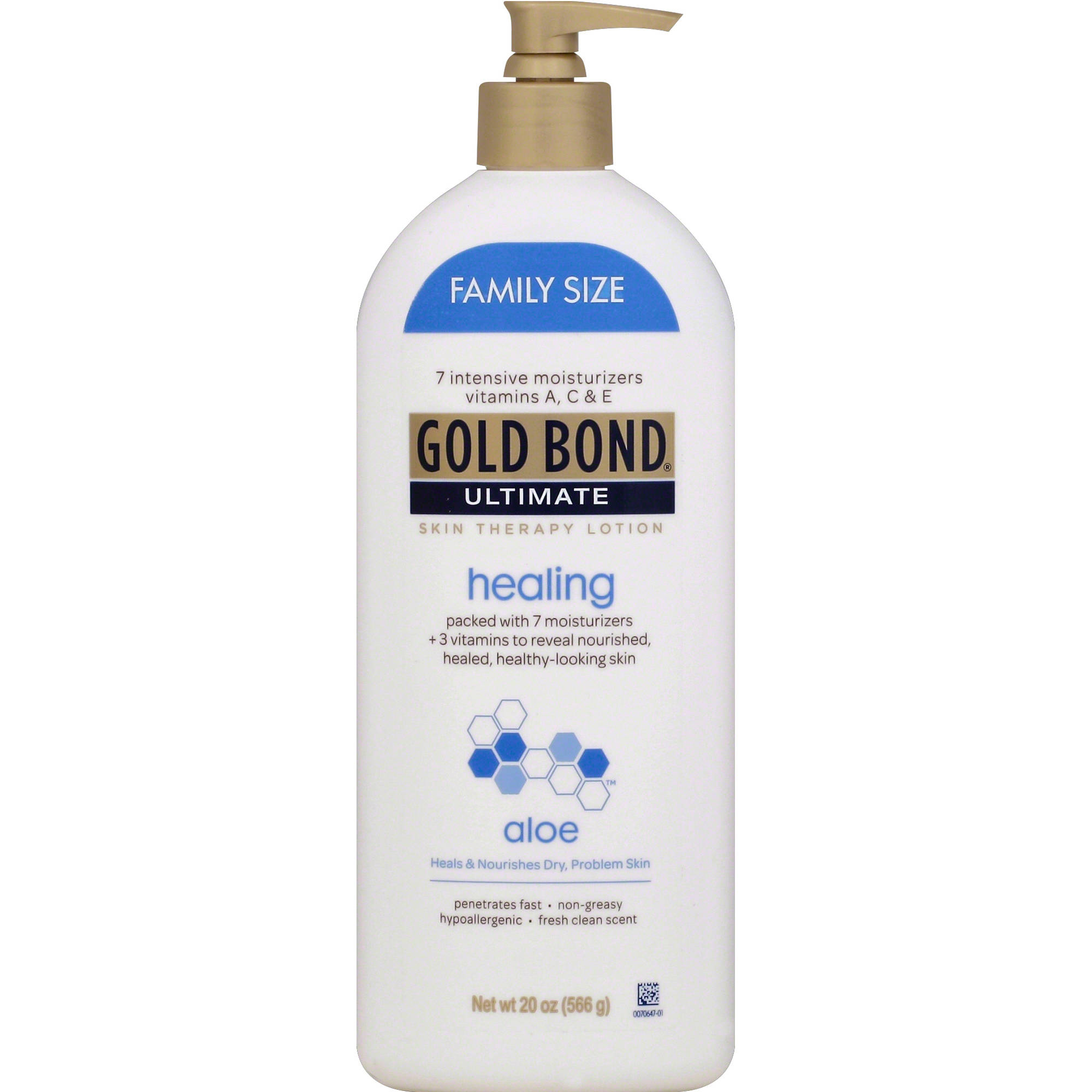 gold bond ultimate skin therapy lotion