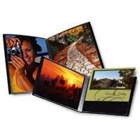 Itoya OL-240 Art Profolio Album 4X6 3 Per Page 240 Photo Album