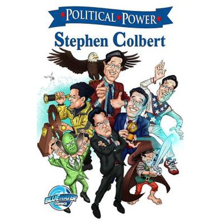 Political Power: Stephen Colbert - eBook](Halloween Stephen Colbert)