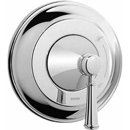 - Toto Vivian Pressure Balance Valve Trim with Lever Handle, Available in Various Colors