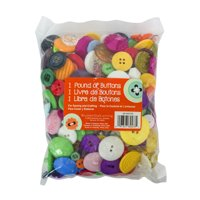 Le Bouton Pound of Buttons, 1 Each