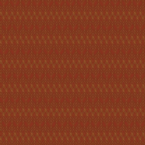 York Wallcoverings HO334-1 Art Deco 56 Sq. Ft. Geometric Pre-Pasted Surestrip Wallpaper from the Tailored Collection