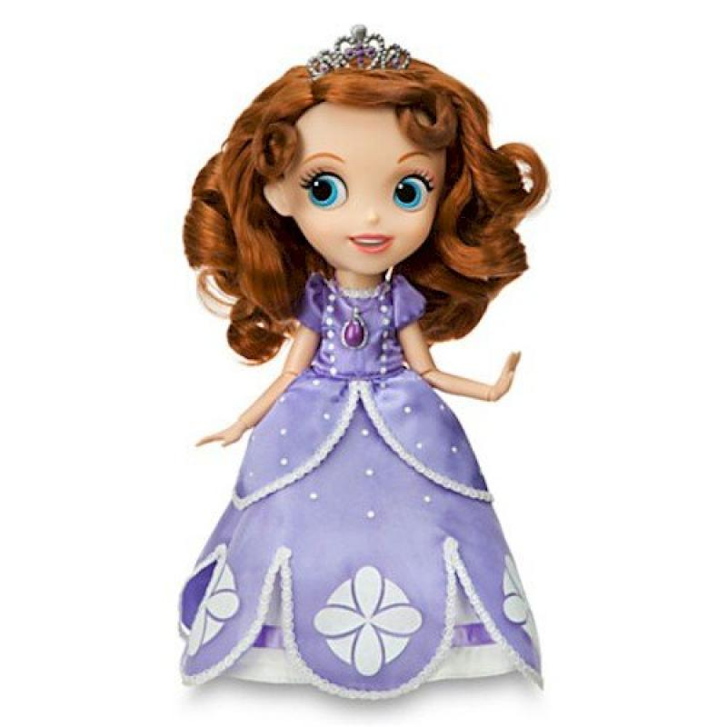 Disney Sofia the First Singing Doll