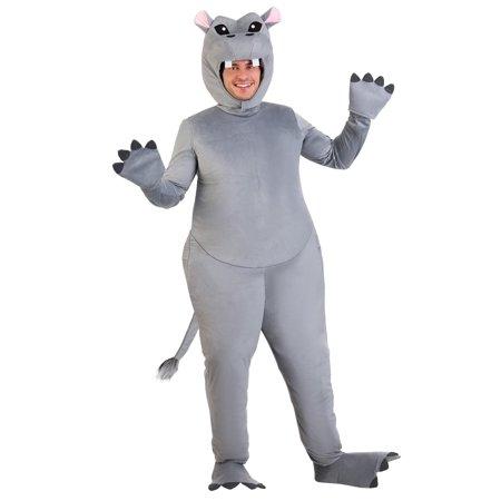 Unisex Hippo Costume - image 1 of 2