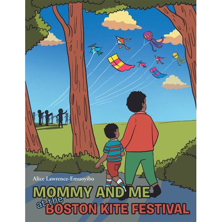 Mommy and Me at the Boston Kite Festival - eBook