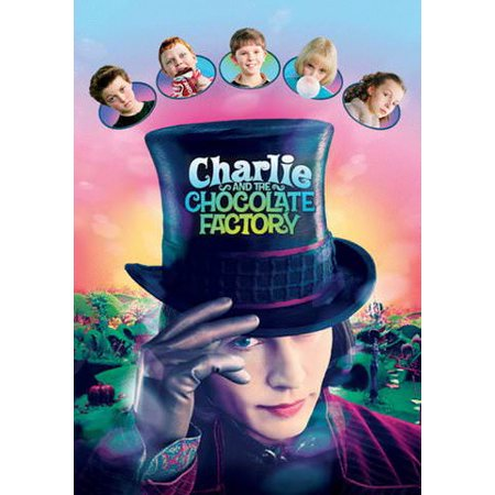 Charlie and the Chocolate Factory (Vudu Digital Video on