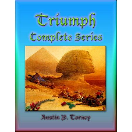 - Triumph Complete Series - eBook