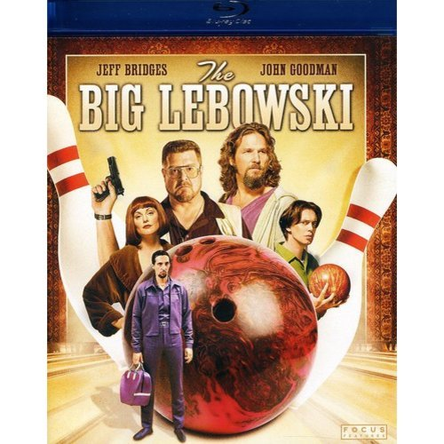The Big Lebowski (Blu-ray) (With INSTAWATCH) (Widescreen)