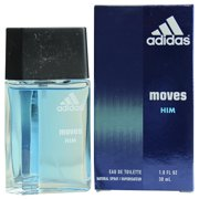 Adidas Moves For Him Cologne Spray For Men, 1 Fl Oz