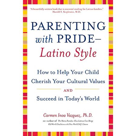 Parenting with Pride Latino Style - eBook