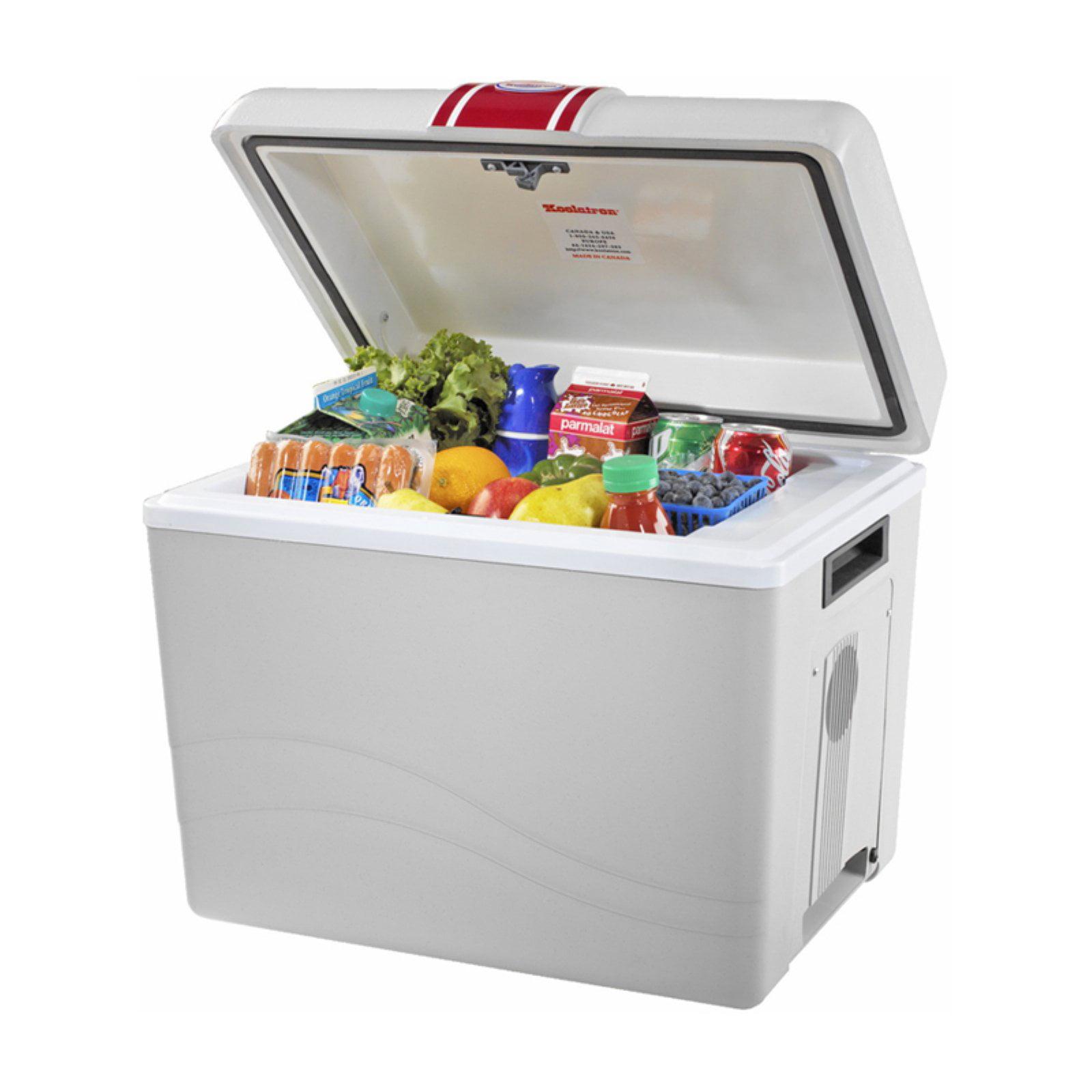 Koolatron P95 45 Quart (43L) 12 Volt Thermoelectric Portable Travel Cooler / Warmer for Cars, RVs, Trucks, Boats