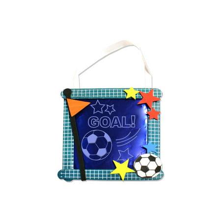 Oriental Trading Soccer (Soccer Banner Craft Kits)