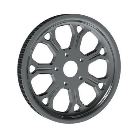 HardDrive F2122C70NU Revolver Custom Pulley - 70T x 1 1/8in. - Chrome