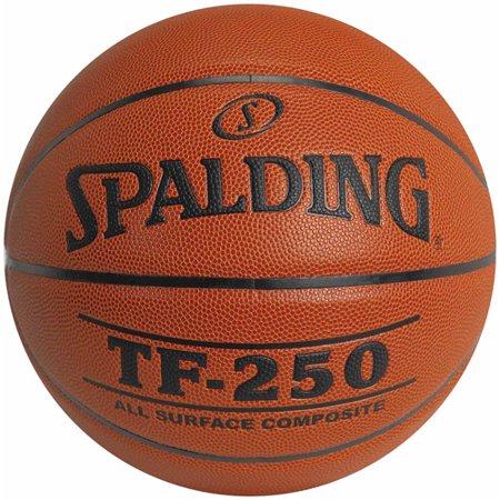 Spalding TF-250 Basketball, Intermediate, 28.5 (Basketball Spalding Tf)