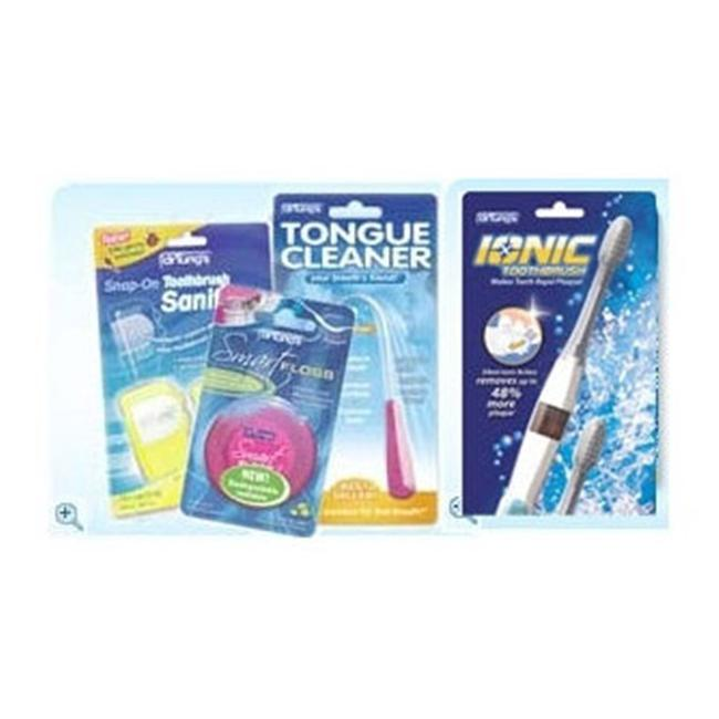 Impressive Smile TUNGIBSANFLOCLE-EXKIT Oral Care Expert Kit