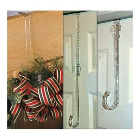 DYNO SEASONAL SOLUTIONS 72025-1COS Adjustable Wreath Hanger](Wreath Hangers For Doors)