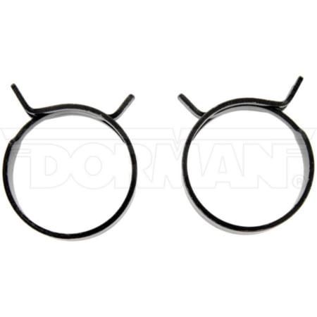 Dorman HELP 14086 Spring Type Hose Clamps 1.75