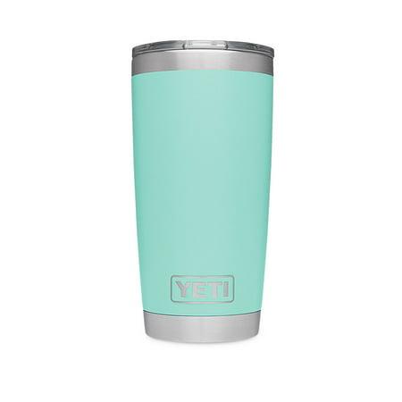 YETI Rambler Tumbler Cup 20 oz Vacuum Insulated Seafoam