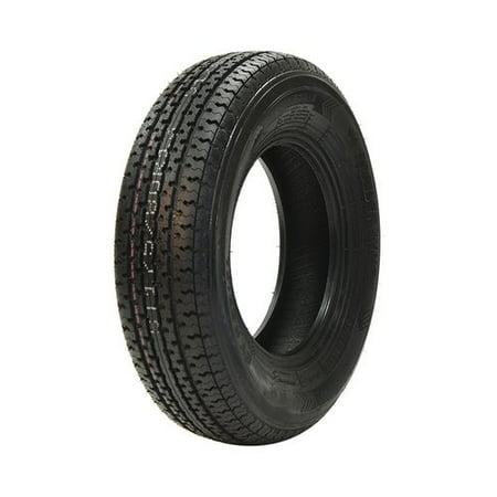 Trailer King ST Radial II 225/75R15 117N 10 Ply Tire LRC (2 Ply Rib Tire)