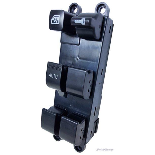 Nissan Altima Master Power Window Switch 1998 2001 1998 1999 2000 2001 Electric Control Panel Lock Button Auto Driver Passenger Door Walmart Com Walmart Com