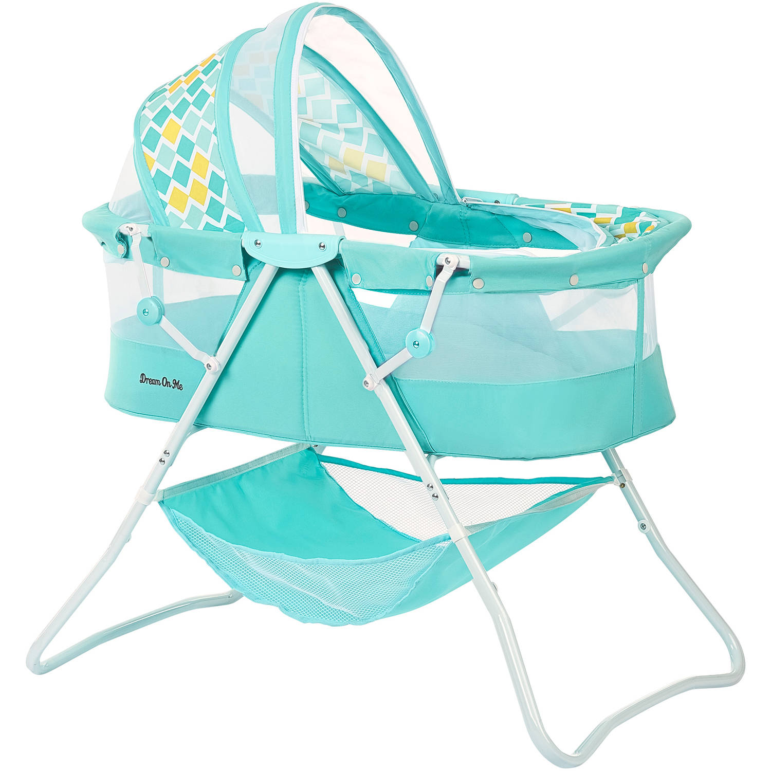 Dream On Me Karley Bassinet, Aqua