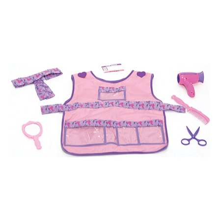 Children's Melissa & Doug Hair Stylist Costume Role Play Costume Set