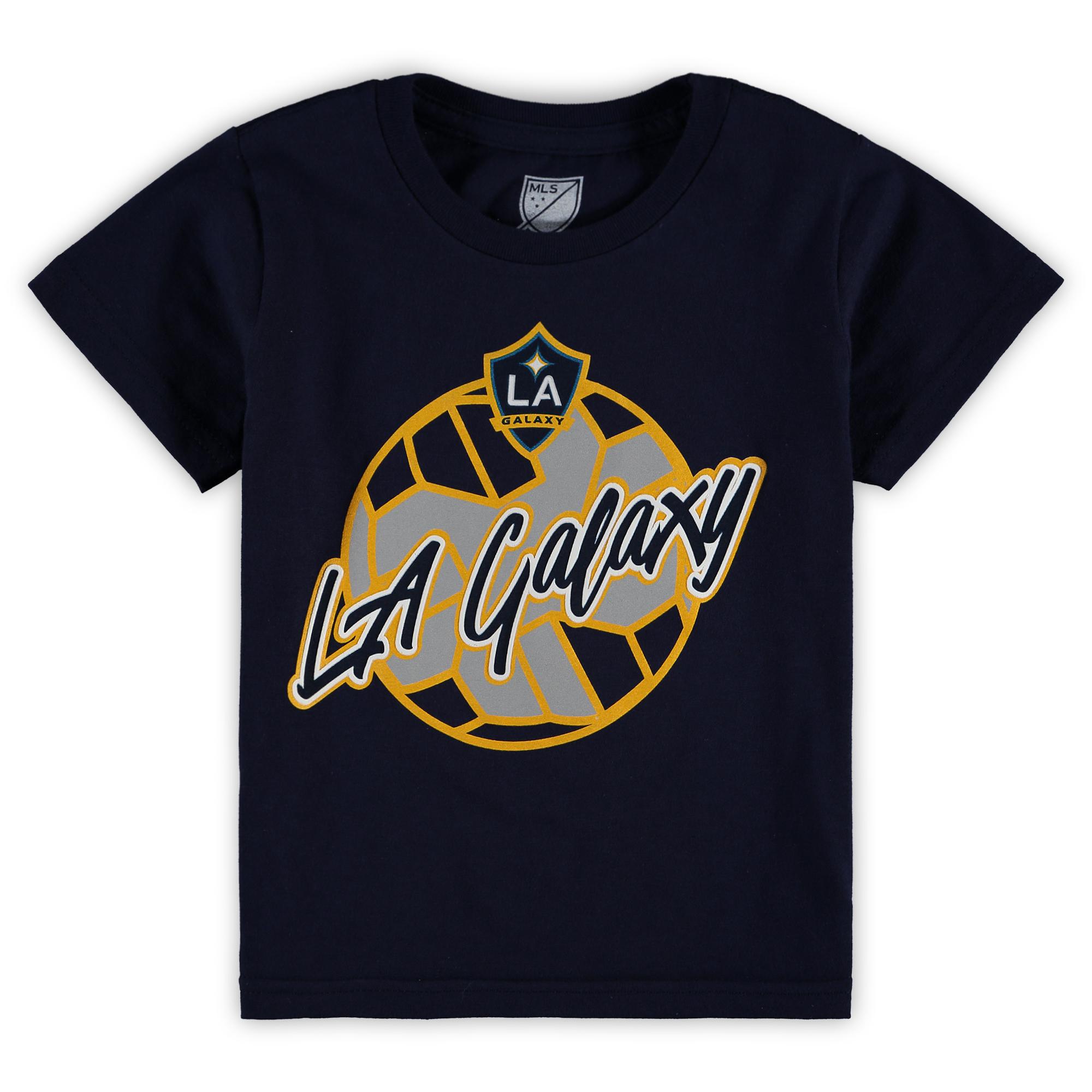 LA Galaxy Toddler Playtime T-Shirt - Navy