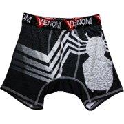 Marvel Comics Venom Splatter Knit Boxer Briefs, Small