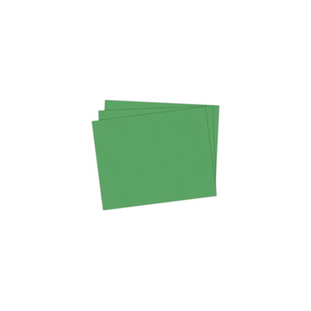 School Smart Railroad Board, 22 x 28 Inches, 4-Ply, Light Green, Pack of 25 Green Poster Board
