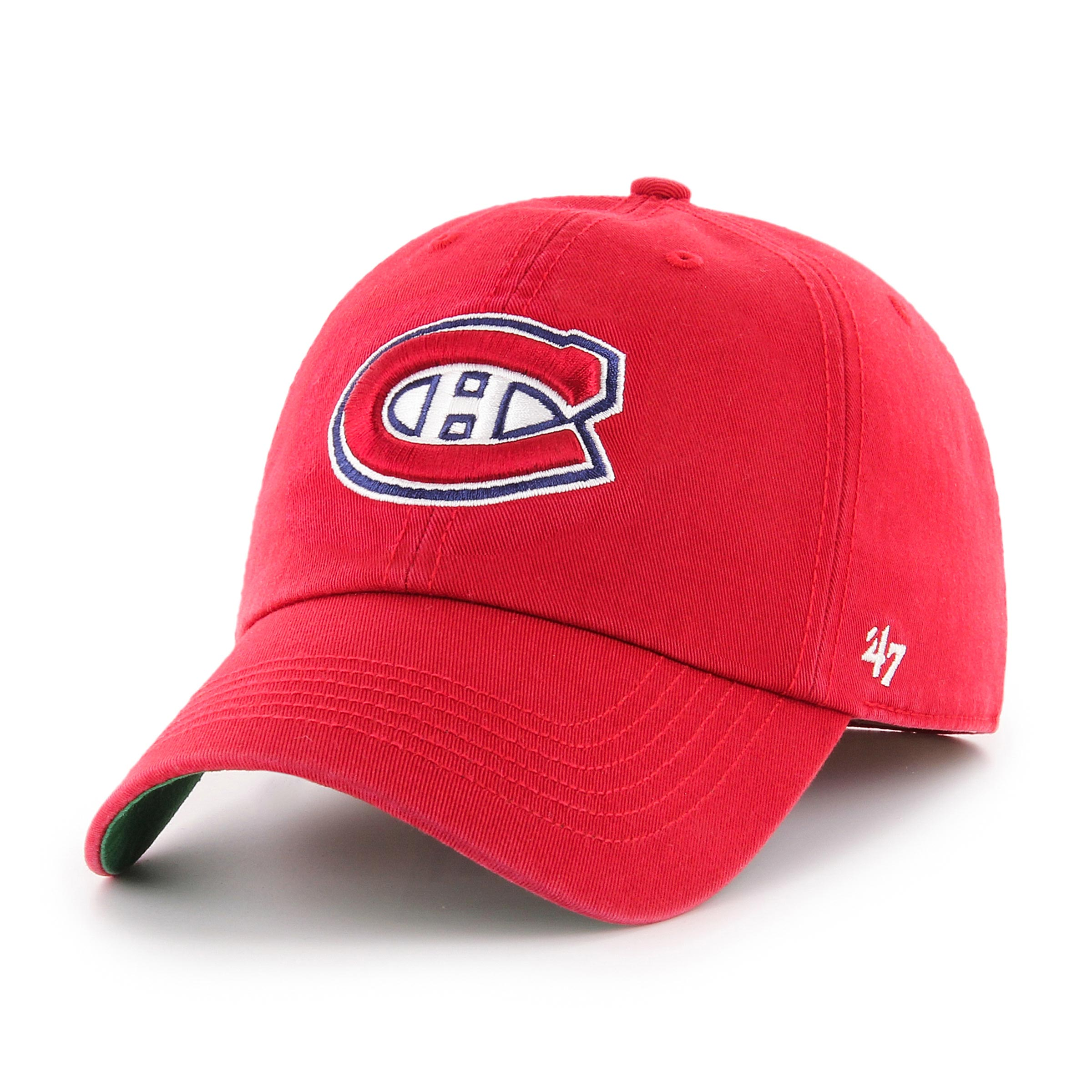 wholesale dealer c64ae 5b4fb ... where to buy montreal canadiens nhl 47 franchise fitted cap red 648d8  4bef4