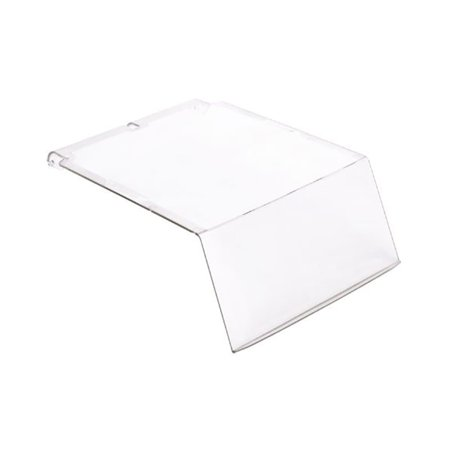 Ultra Series Bin (Offex  Ultra Series Clear Lids For Use with Ultra Stack and Hang Bin 10-3/4