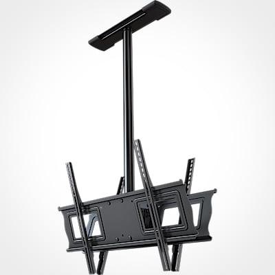 Elk Drop Ceiling Mount (Crimson-AV Complete Ceiling TV Mount Installation Kit for 37-63 Inch Screens, 36 Inch Drop)