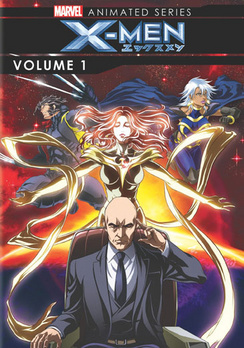 Marvel Animated Series: X-Men Volume 1 (DVD) by COLUMBIA TRISTAR HOME VIDEO
