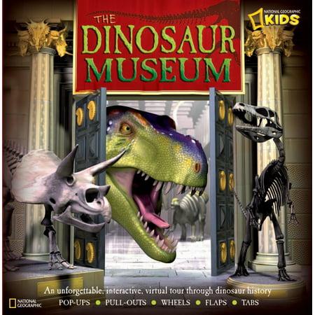 The Dinosaur Museum : An Unforgettable, Interactive Virtual Tour Through Dinosaur History](Interactive Halloween Books Online)