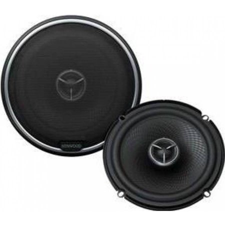 Kenwood Excelon Kfc X693 6  X 9  3 Way Flush Mount Speakers