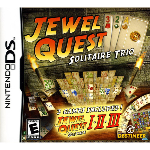 Quest Trio (DS) - Pre-Owned
