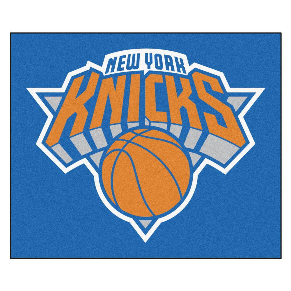New York Knicks Economy 5 Foot x 6 Foot Mat