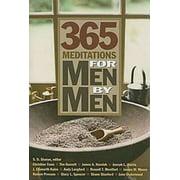365 Meditations: 365 Meditations for Men by Men (Paperback)