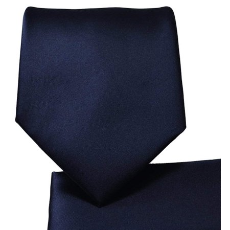 Blue 16 Pocket Square - Solid 3.5