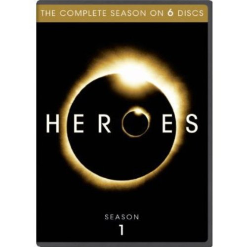 Heroes: Season One (Anamorphic Widescreen)