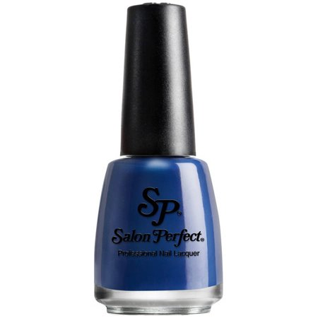 Salon perfect nail polish 141 indigo go 0 5 fl oz for Hair salon perfect first essential
