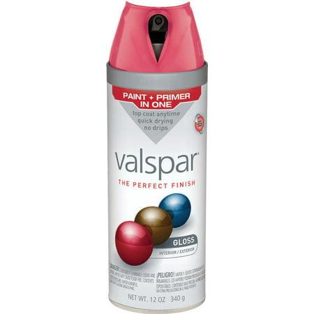 valspar 85022 multi surface enamel spray paint 12 oz